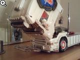Scania V8 The King 8nfb-5w