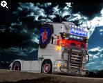Scania V8 The King 8nfb-5x