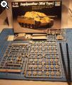 Unboxed Jagdpanther von Trumpeter K7k4-1g-2838