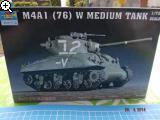 Unboxed M4A1 (76) von Trumpeter K7k4-2s-ed3d