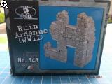 Ardennen Ruine von Royal Model K7k4-37-7f6f