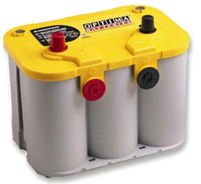 Borne batterie type GM Optima-yellow-1