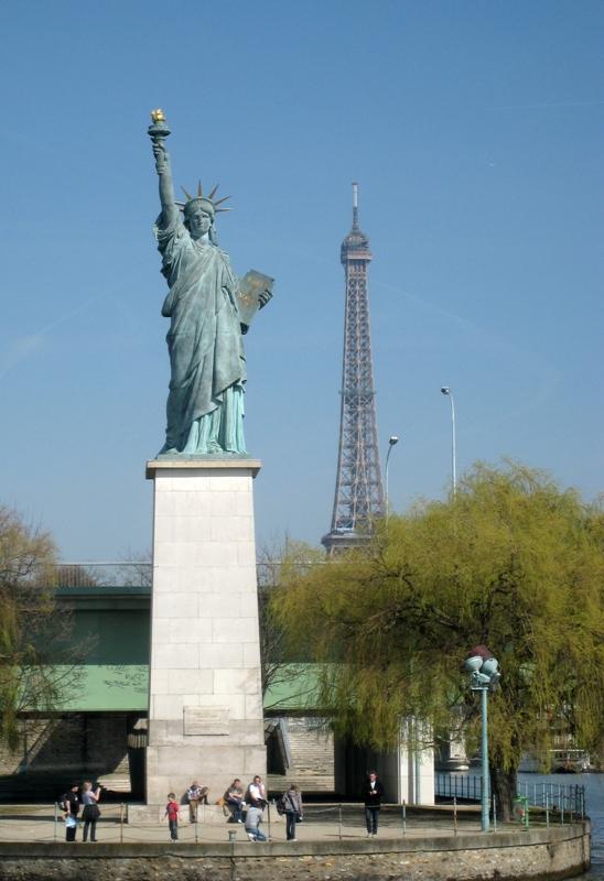 HitTheWorld.... - Portal Liberty-paris-cygnes