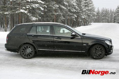 [Mercedes] Classe C break Bb_48993