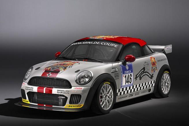 MINI Coupe race car... MINI-John-Cooper-Works-Coupe-Endurance-655x437