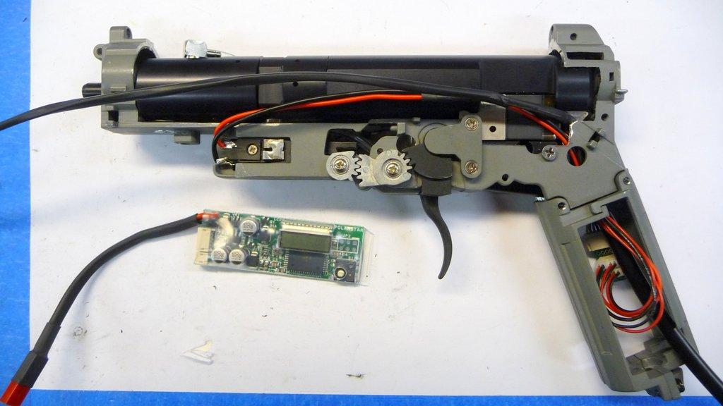 que gearbox necesito para un dragunov P1060389