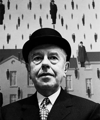BIOGRAFÍA DE RENÉ MAGRITTE  Magritte