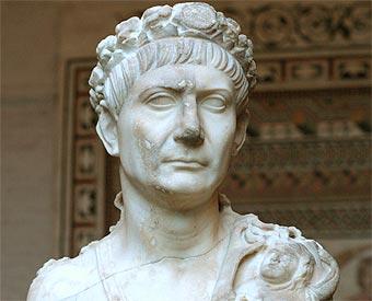 El 1º emperador romano hispano: TRAJANO. Vida contada por un denario a su nombre Trajano