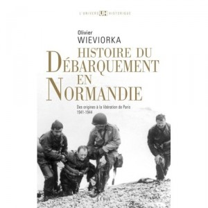 Les Allemands pouvaient-ils repousser le débarquement en Normandie ? - Page 2 Histoire-du-debarquement-en-normandie-wieviorka-300x300