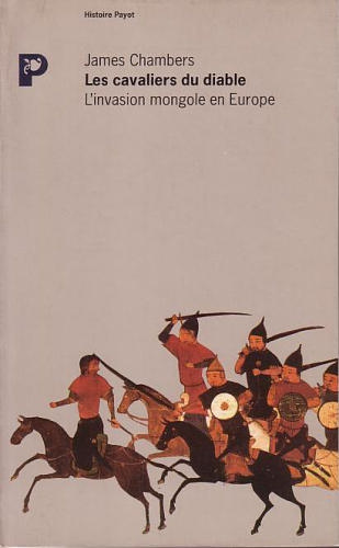 """Lectures """"Histoire"""" à recommander - Page 3 Les-cavaliers-du-diable-James-Chambers"""