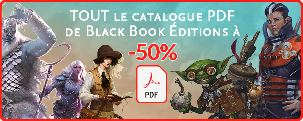Promotion sur les PDF chez Black Book dû au confinement 387