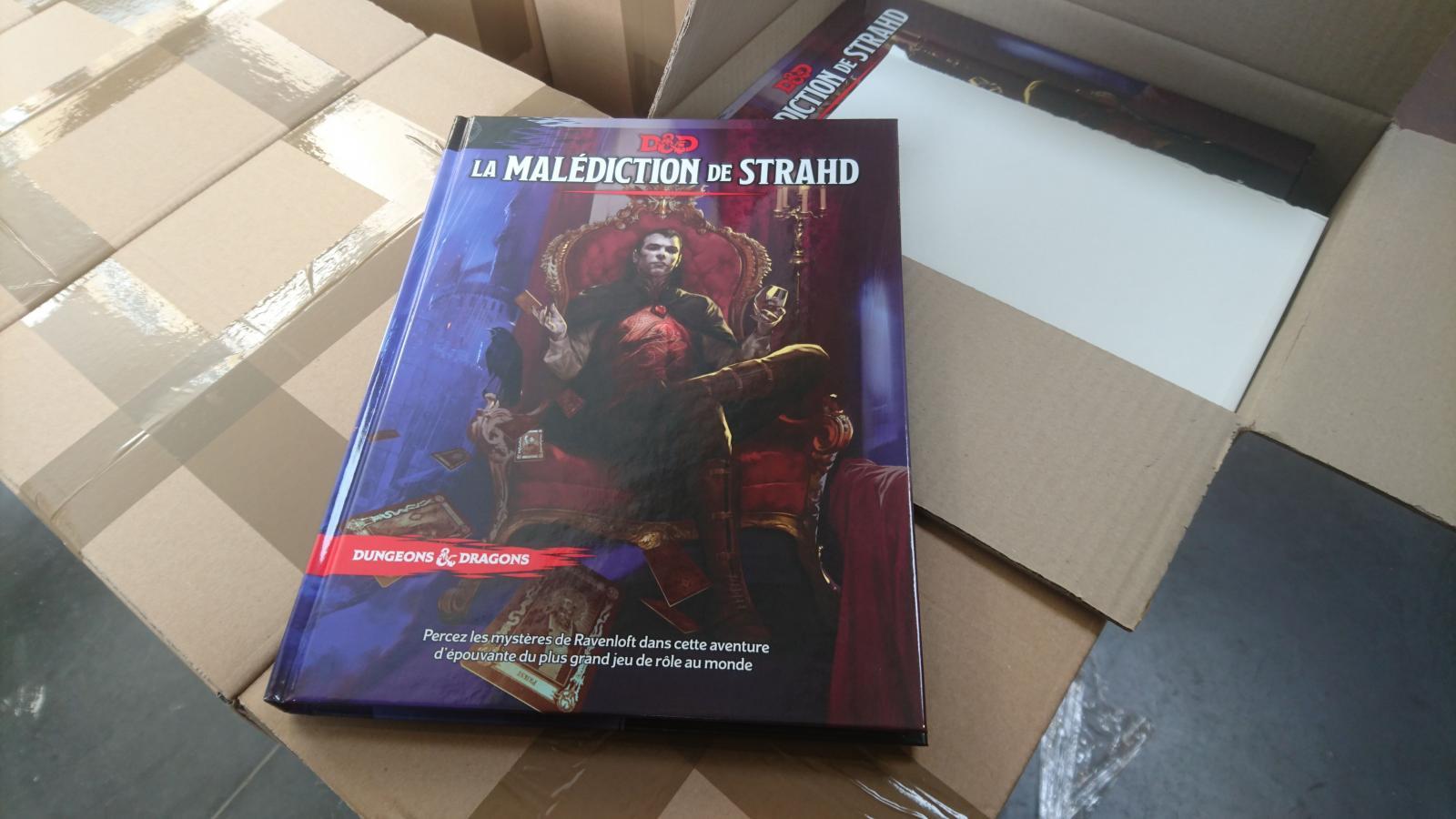 La malédiction de Strahd, une nouvelle campagne VF pour D&D5 DSC_0056