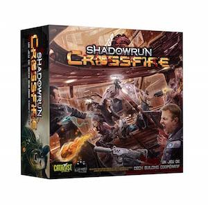 Shadowrun Crossfire 4904