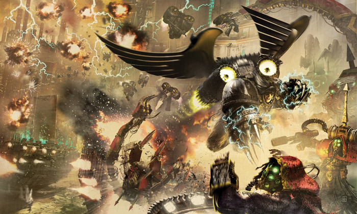 [Horus Heresy] Corax : SoulForge de Gav Thorpe Soulforge-large