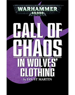 Black Library Advent Calendar 2015 In%20Wolves%20Clothing%20cover