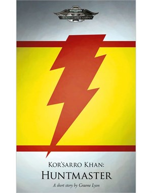 Black Library Advent Calendar 2013 Kor%27sarro-Khan-Huntmaster