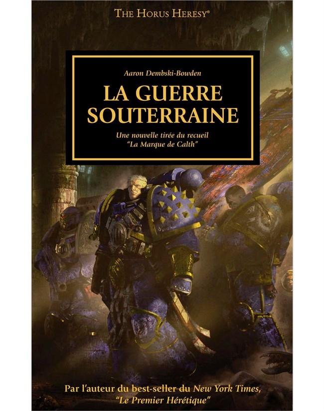 Programme des publications Black Library France pour 2014 - Page 2 FR-The-Underworld-War
