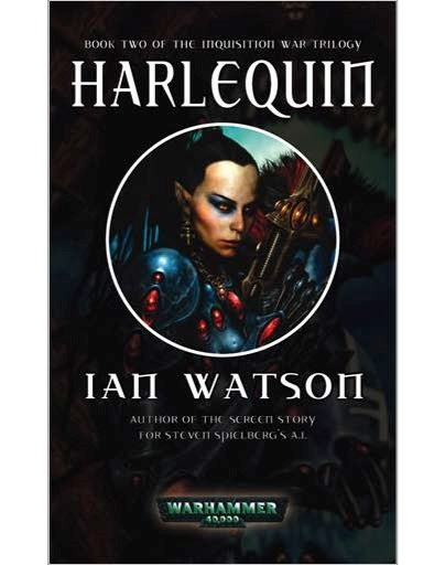 The Inquisition War de Ian Watson Harlequin