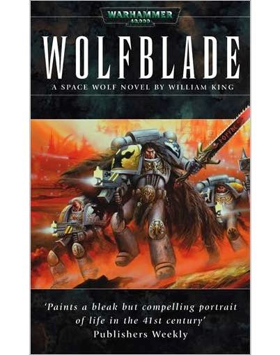 Wolfblade de William King Wolfblade