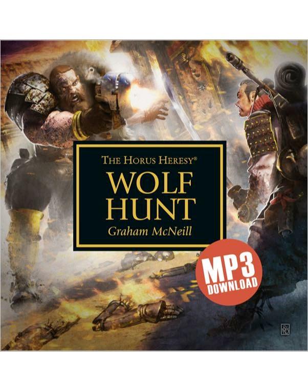 [Horus Heresy] News VO/UK - Page 21 Audio-wolf-hunt