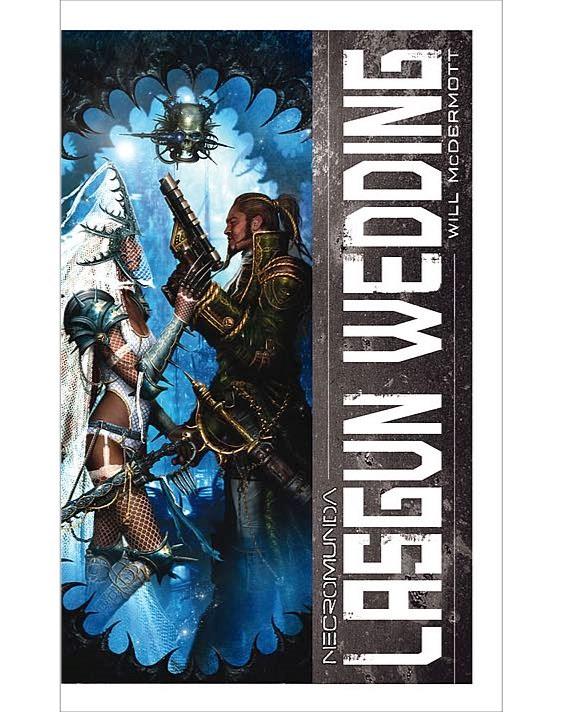 [BD] Kal Jerico - Underhive bounty hunter, par Gordon Rennie Lasgun-wedding