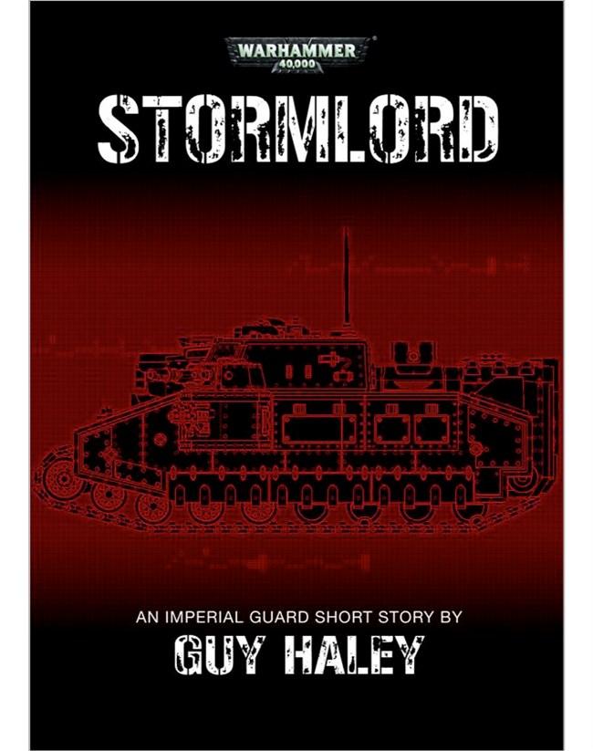 News de la Black Library (France et UK) - 2013 - Page 10 Stormlord