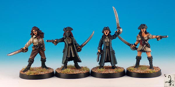 Skavenblight's Pirate Girls! PIR_PIR18_1