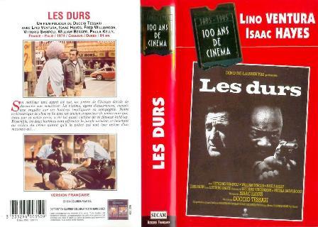 Les Durs Vhs(10)