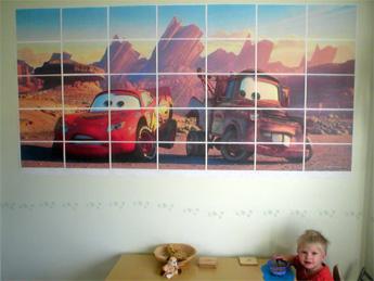 برنامج يجعل من صورتك بوستيرا Poster تلصقها على حائطك كصور نجومك Garry