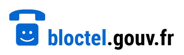 Halte au démarchage téléphonique Bloctel_logo