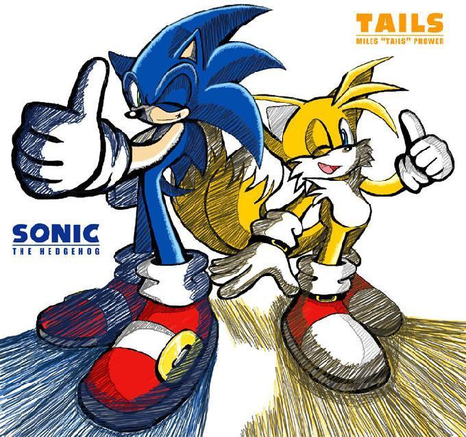 Clichés de Tails  - Page 14 11344_Sonic-and-Tails-sonic-x-1877386-680-638