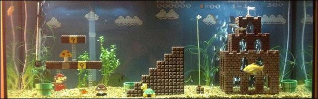 [PROJET] Mario-Bros-aquarium-1