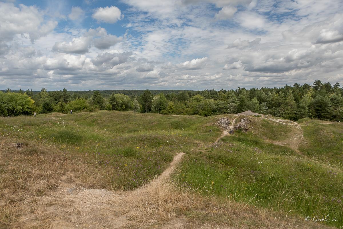 Balade aux forts de Vaux et Douaumont le 25 juillet 2020 Vaux-Douaumont-Valmy-Chalon_045