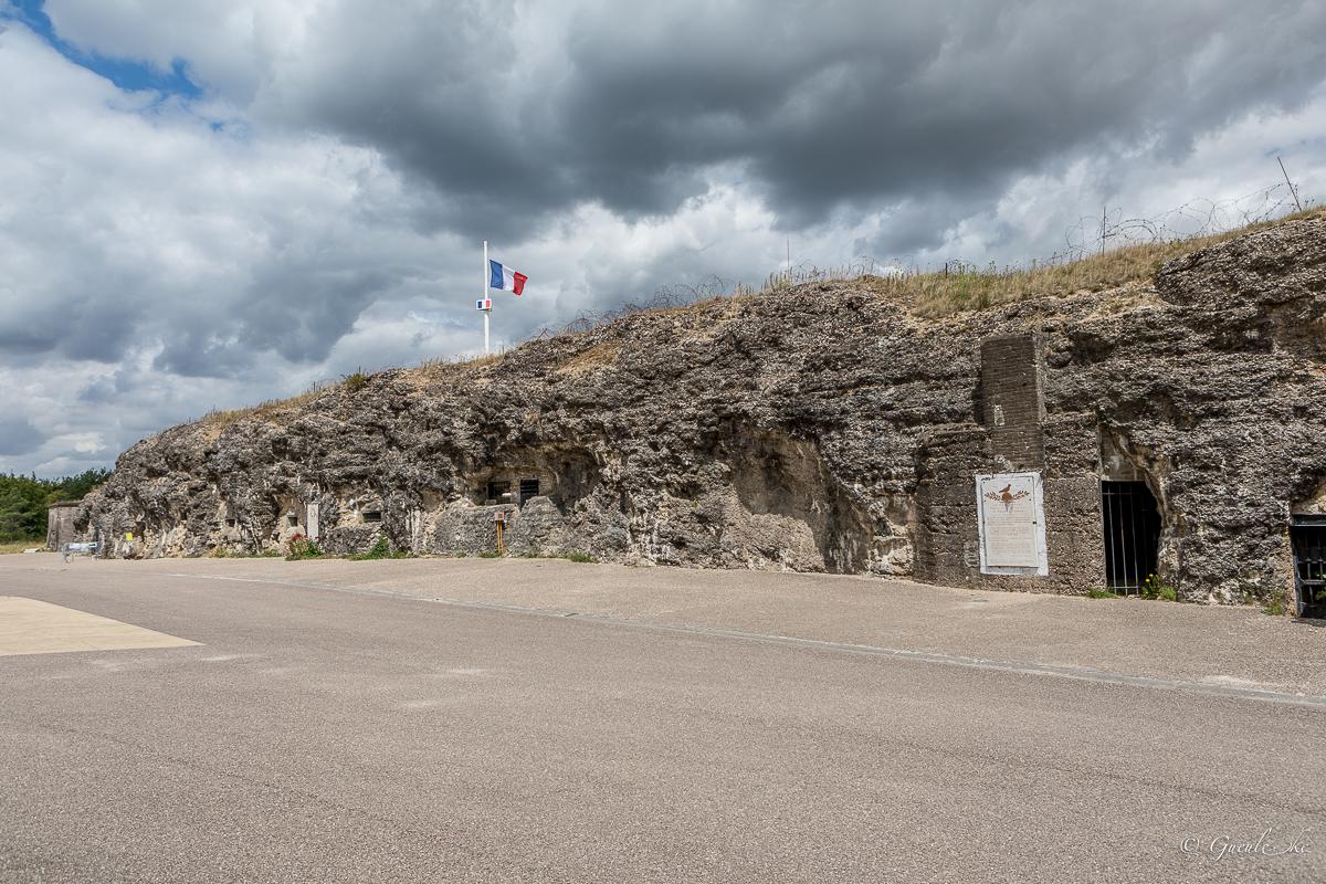 Balade aux forts de Vaux et Douaumont le 25 juillet 2020 Vaux-Douaumont-Valmy-Chalon_054