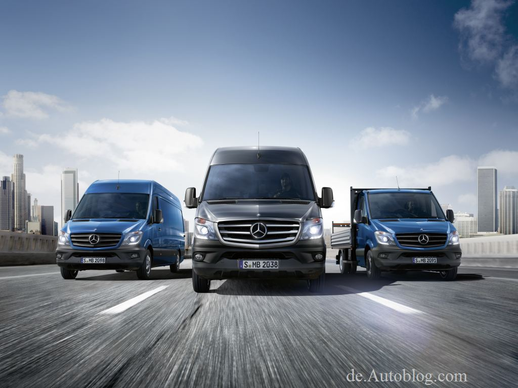 2013 - [Mercedes Benz] Sprinter  Mercedes-sprinter-002-1367227281