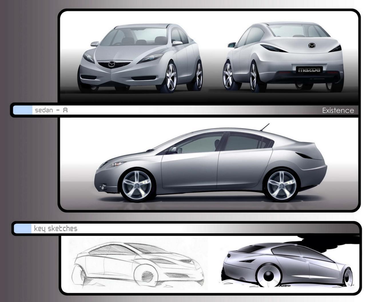 [Présentation] Le design par Mazda - Page 2 Mazda3_protos_09