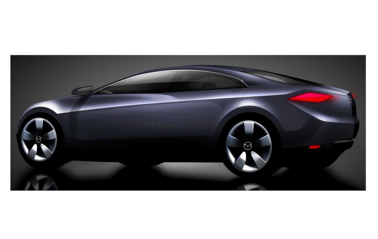 [Présentation] Le design par Mazda - Page 2 Mazda3_protos_11