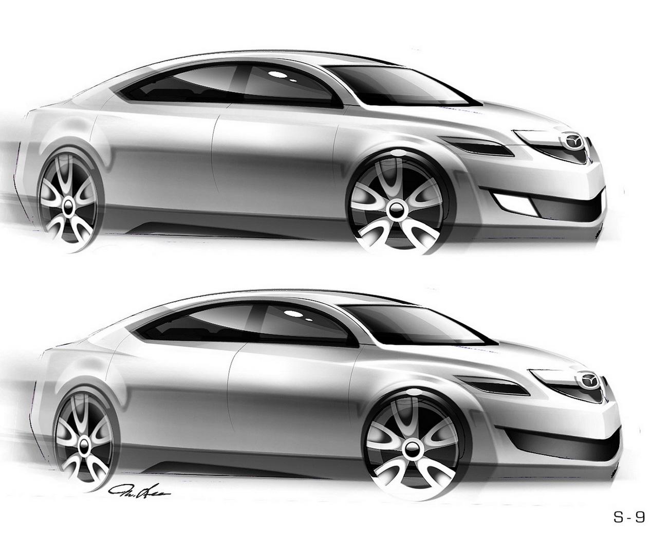 [Présentation] Le design par Mazda - Page 2 Mazda3_protos_15