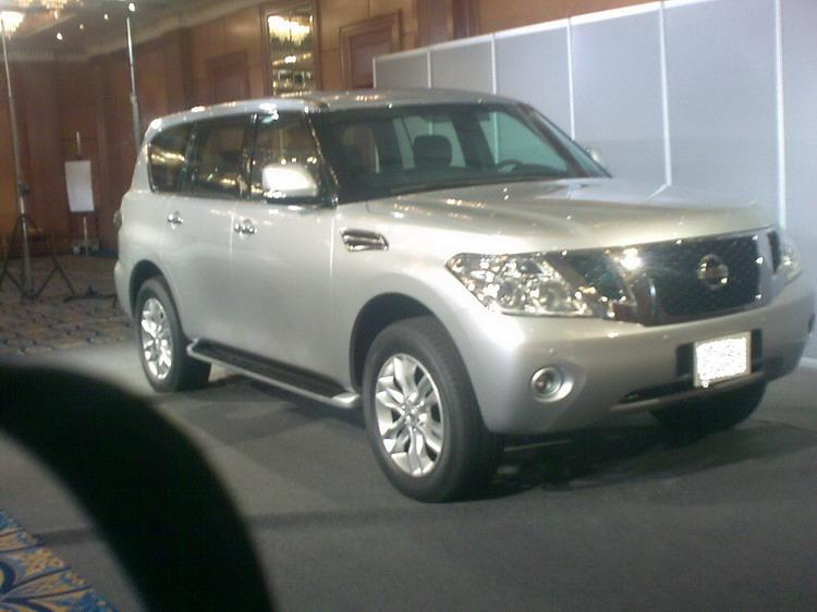 2010 - [Nissan] Patrol Nissanpatrolespia1