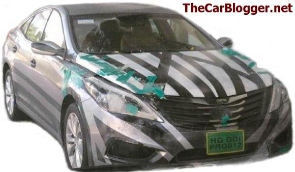 2012 - [Hyundai] Azera/Grandeur Grandeurespianc