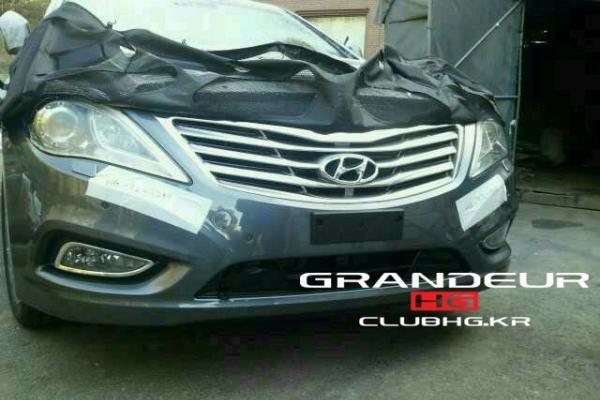 2012 - [Hyundai] Azera/Grandeur Grandeur-es00
