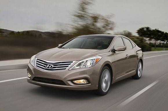 Los Ángeles 2011: Hyundai Azera 2012 00azera12