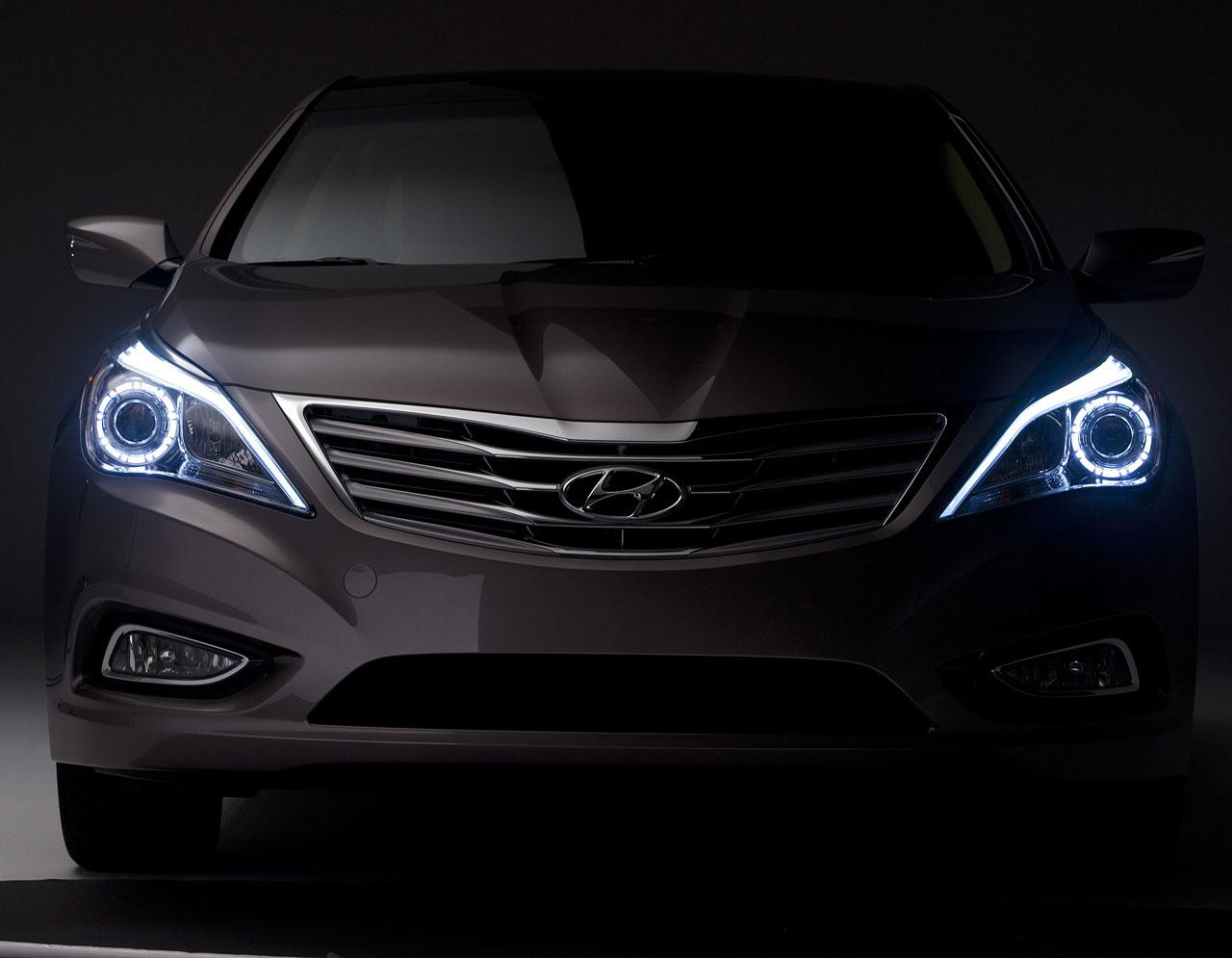 Los Ángeles 2011: Hyundai Azera 2012 Azera01