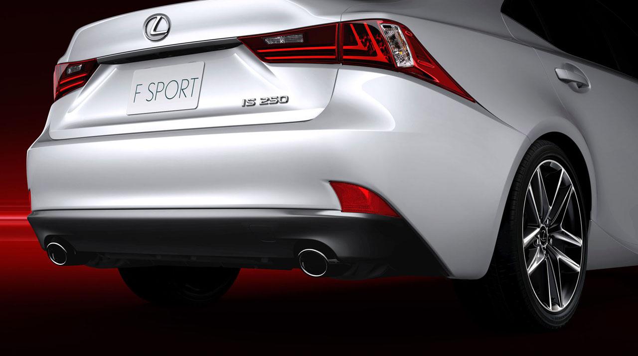 2013 - [Lexus] IS - Page 2 102014lexusisf-sport