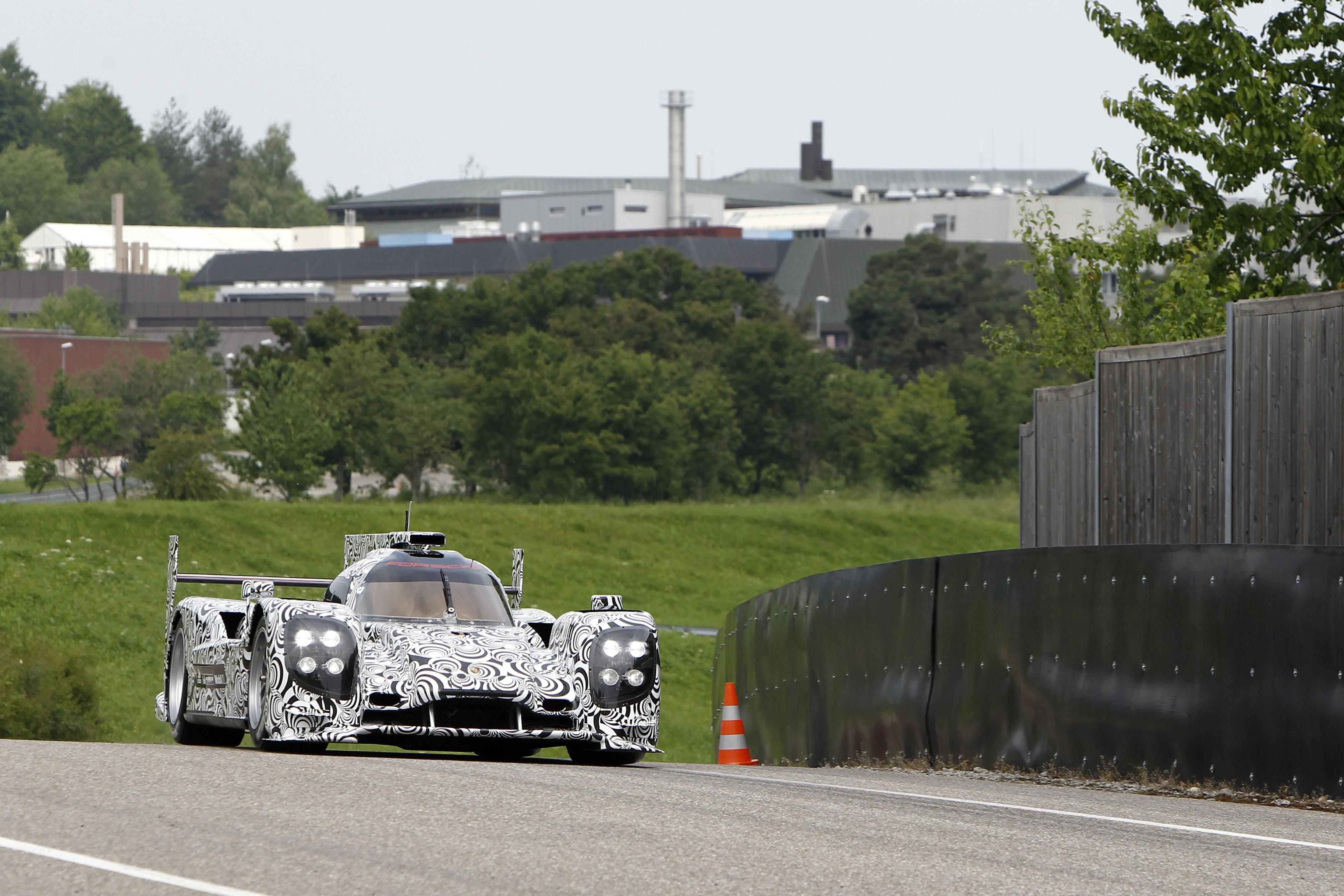 2013 24 Heures du Mans. Circuit de la Sarthe [22-23 Junio] 47e9546