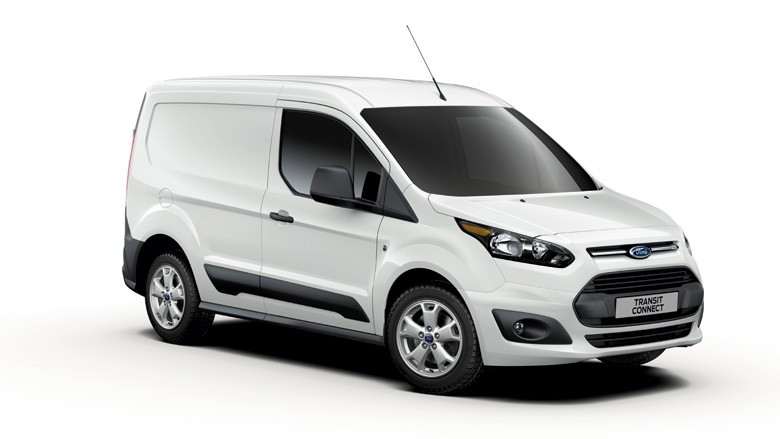 2013 - [Ford] Transit (Connect & MaxiVan) - Page 3 Fordtransitconnectblanco