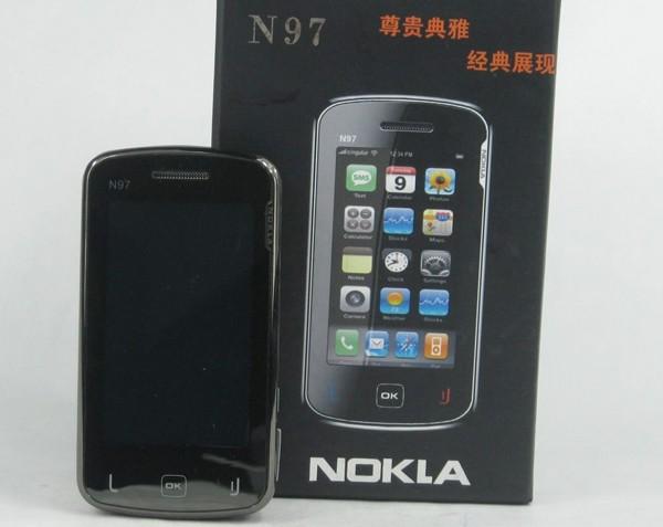 Moviles amago de portabilidad Nokla-n97-rm-eng