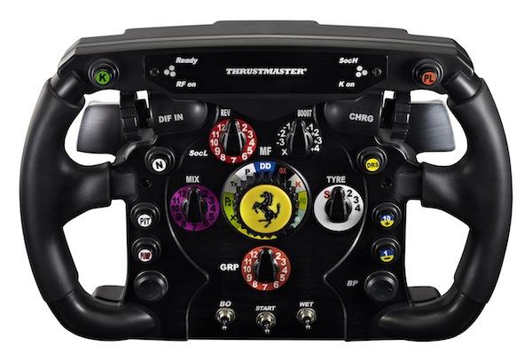 Volante Ferrari F1 Mod T500Rs (Volante por capitulos) Ferrarif1thusmaster-portada