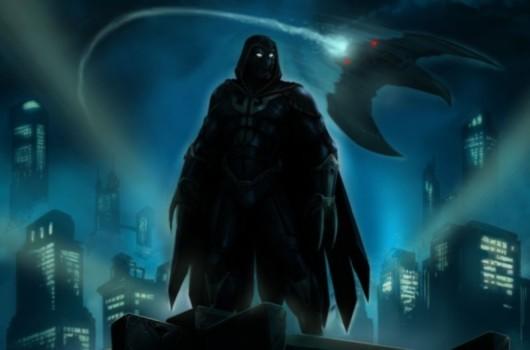 "Proximamente en Champions Online: ""Dark Champions"" Nighthawk"