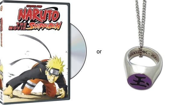 ملابس اكسسوارات شخصيات ناروتو Naruto0917
